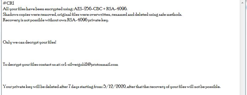 eliminar PureLocker ransomware