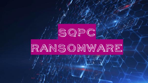 remove Sqpc ransomware