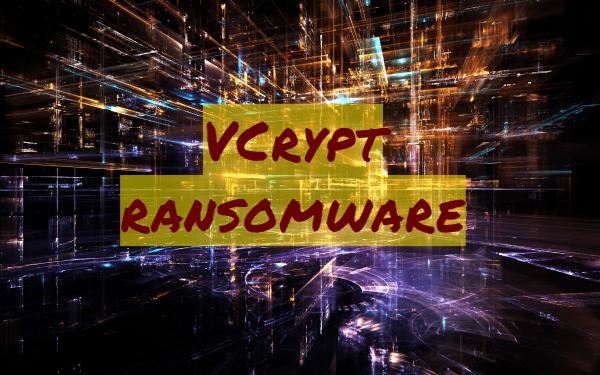 remove VCrypt ransomware