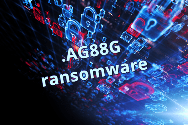 remove AG88G ransomware