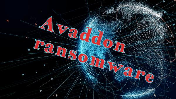 supprimer le rançongiciel Avaddon