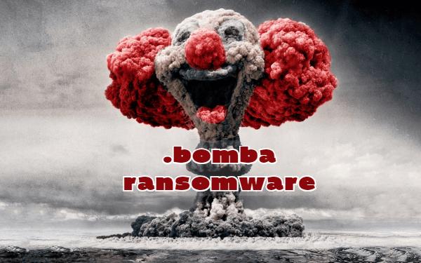 remover Bomba ransomware