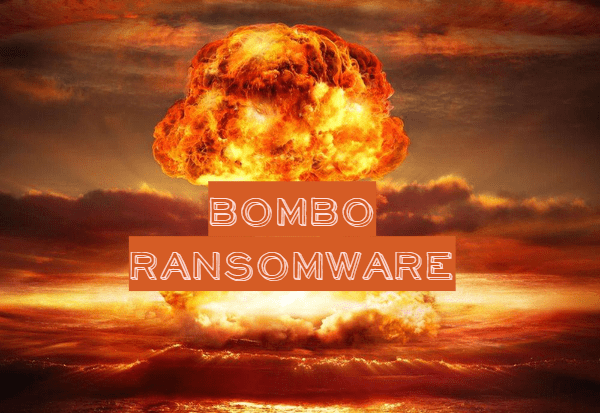 remover Bombo ransomware