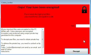 decrypt .Cobra files