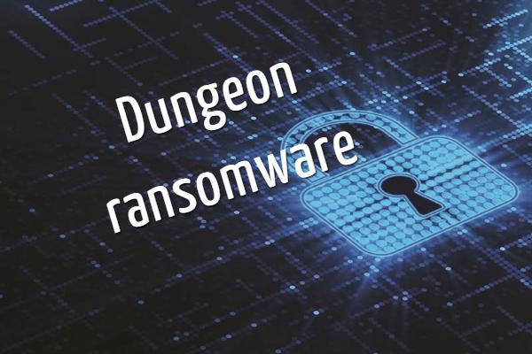 Entfernen Sie die Dungeon-Ransomware