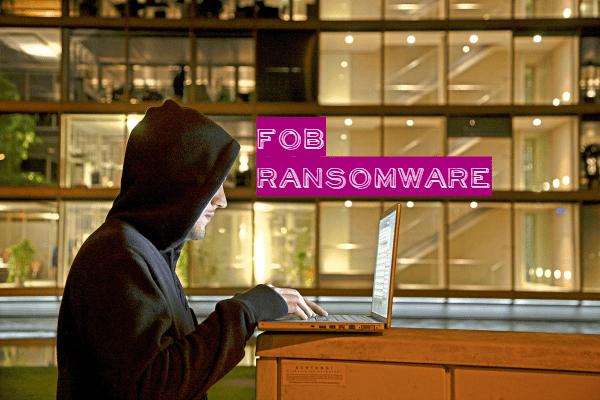 eliminar el ransomware Fob