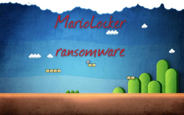 Entfernen Sie MarioLocker Ransomware