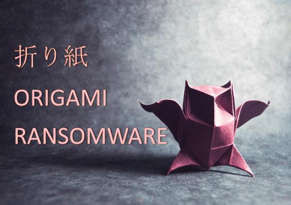 remover Origami ransomware