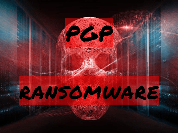 remove PGP ransomware
