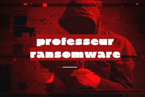 Entfernen Sie Professor Ransomware