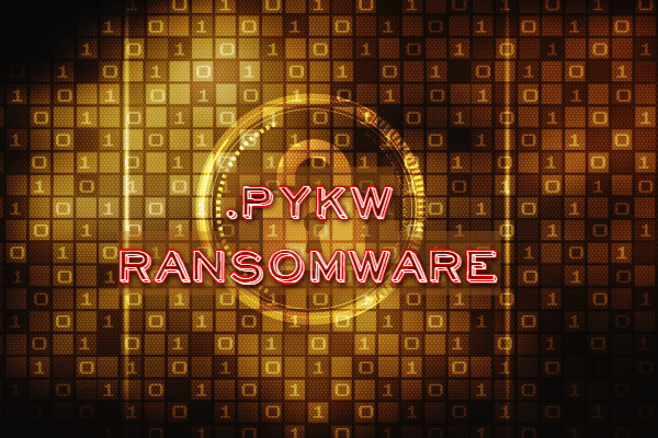 remover Pykw ransomware