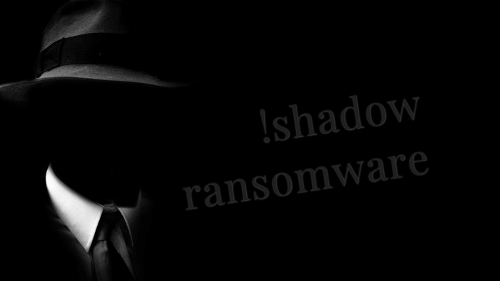 Remover !Shadow Ransomware