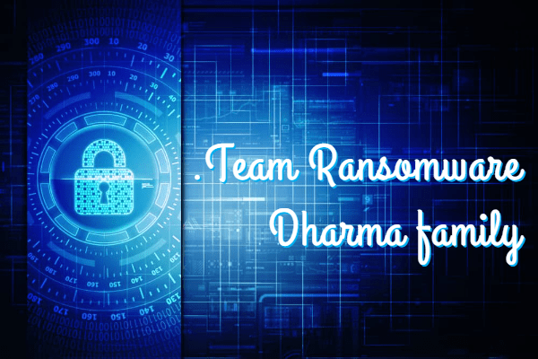 remove Team ransomware