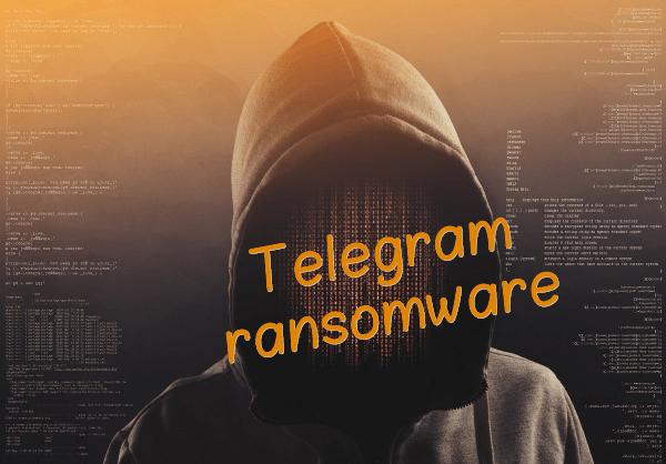 eliminar el ransomware TELEGRAM
