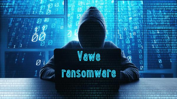 eliminar el ransomware Vawe
