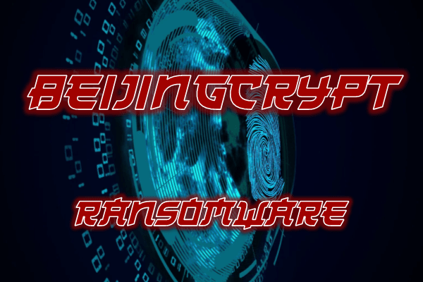 remove BeijingCrypt ransomware