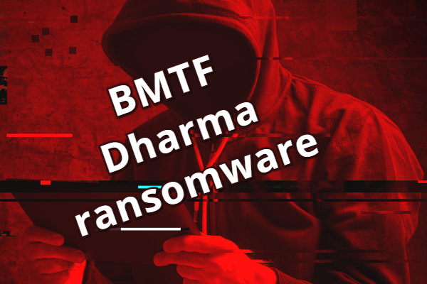 remover Bmtf ransomware