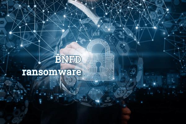 Entfernen Sie die BNFD-Ransomware