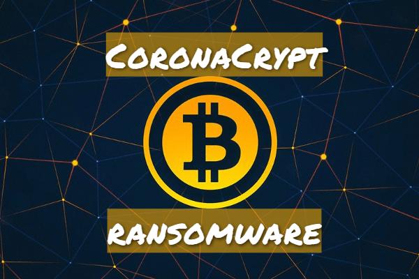 remover CoronaCrypt ransomware