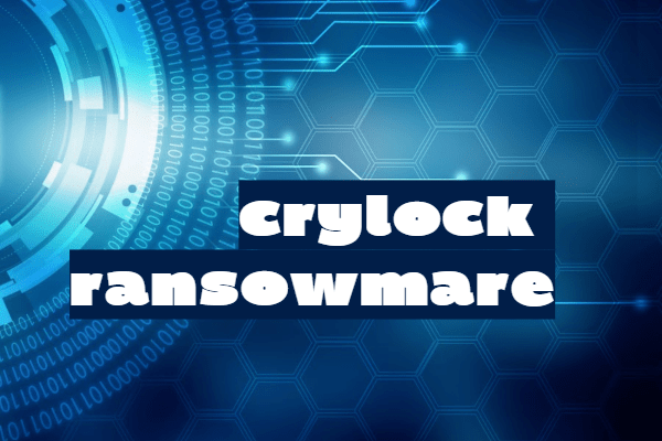 remover CryLock ransomware