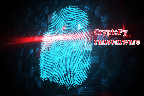 eliminar CriptoPy ransomware