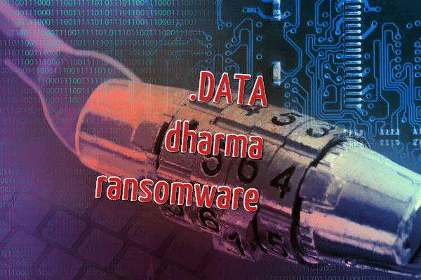 remover Data ransomware