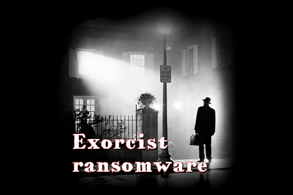 remover Exorcist ransomware