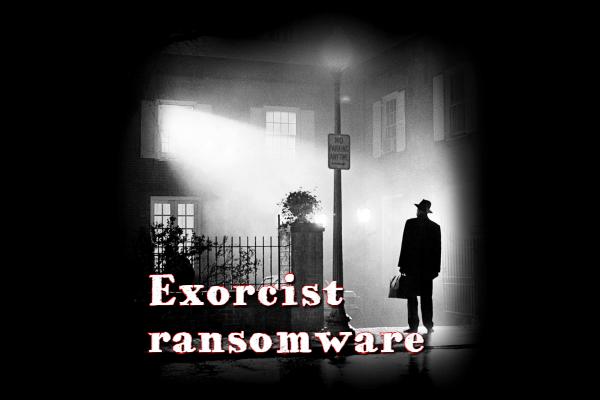 eliminar el ransomware exorcista