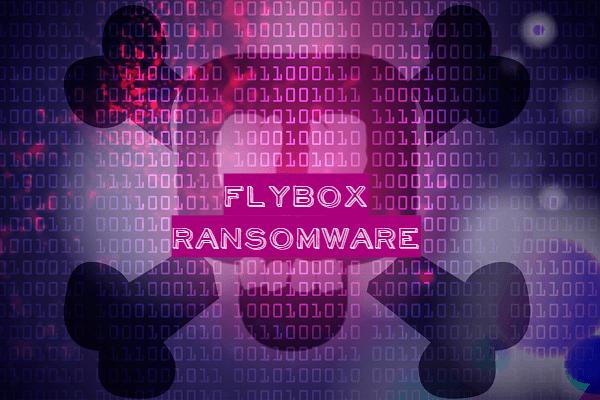 eliminar el ransomware FlyBox