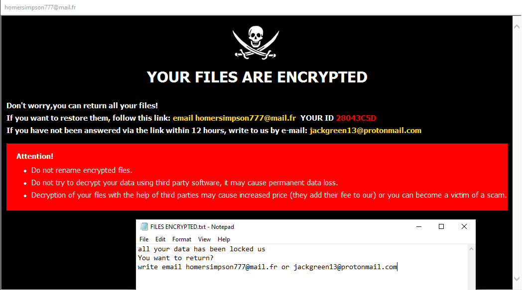 decrypt .Homer files