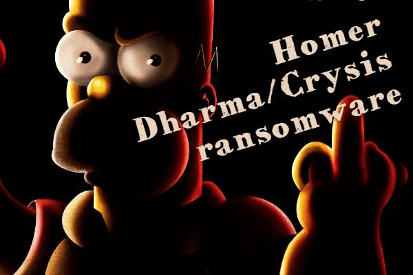 remove Homer ransomware