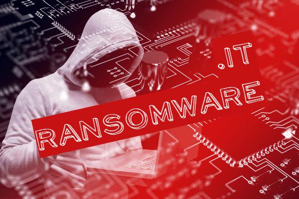 remover ransomware de TI