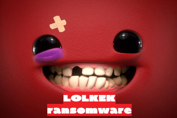 remove Lolkek ransomware