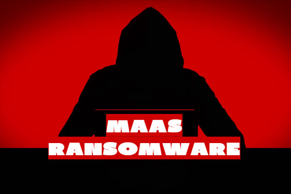 remover Maas ransomware