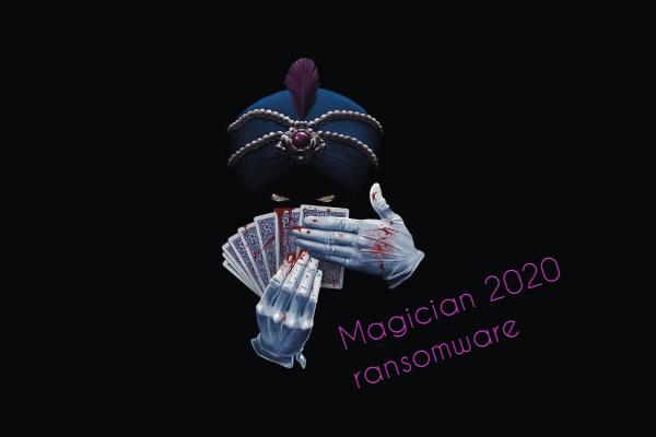 supprimer Magician 2020 Ransomware