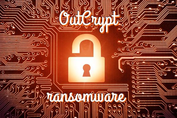 remove OutCrypt ransomware