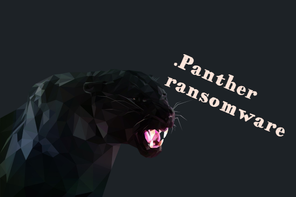 Entfernen Sie Panther Ransomware