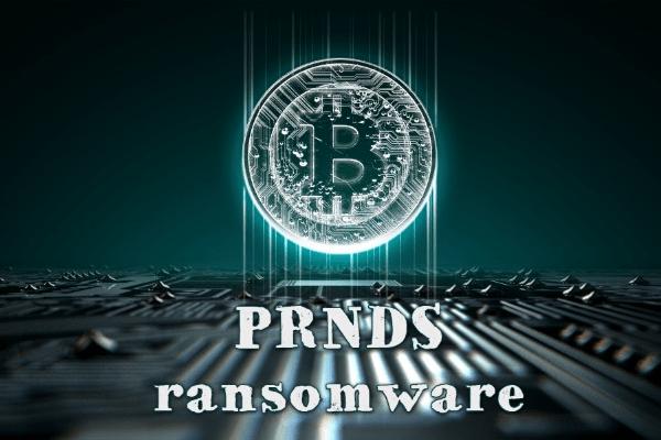 eliminar Prnds ransomware