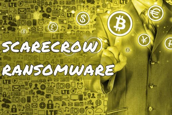 remove ScareCrow ransomware