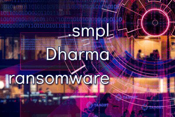 remove Smpl ransomware