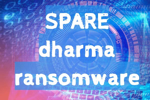 remove Spare ransomware