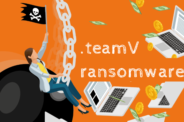 remove teamV ransomware