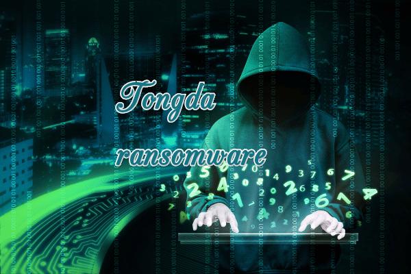 remove Tongda ransomware