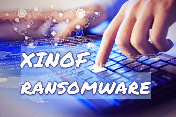 eliminar el ransomware XINOF