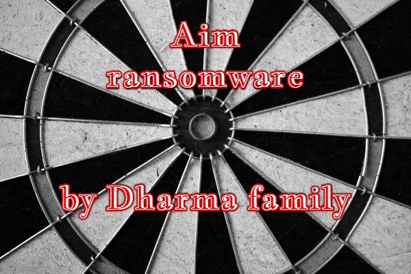 remove Aim ransomware