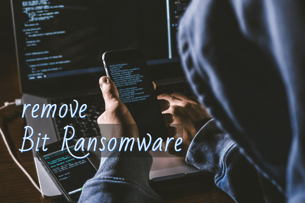remove Bit ransomware