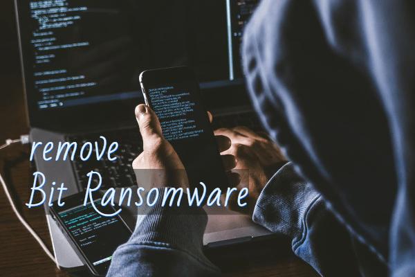eliminar Bit ransomware
