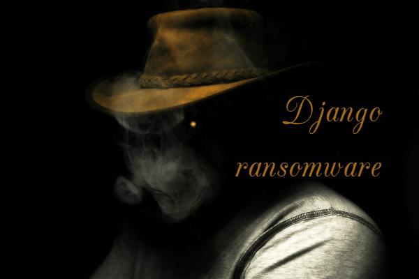 remove Django ransomware