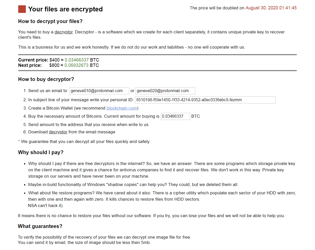 decrypt .Geneve files