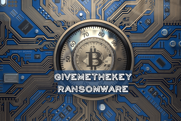 remove GiveMeTheKey ransomware